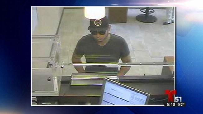 FBI lo busca por asalto a banco Chase en Miami