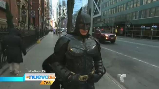 Batman demanda a Nueva York