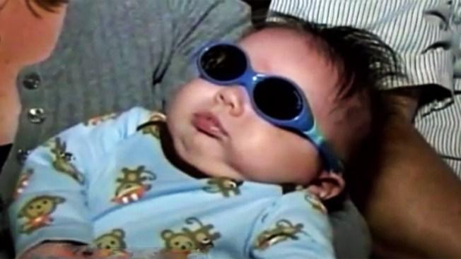 Conmueve nacimiento de bebé sin ojos
