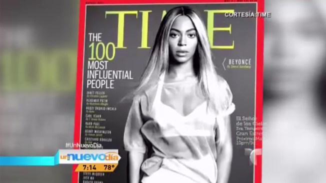 Beyoncé es la persona más influyente de Time