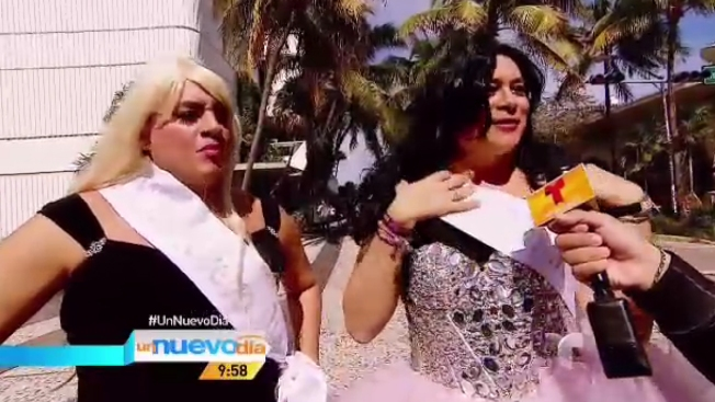 Presentadores de Telemundo, ¿los reconoces?