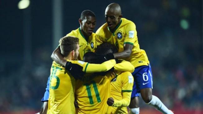 Brasil busca el camino de vuelta al ataque total