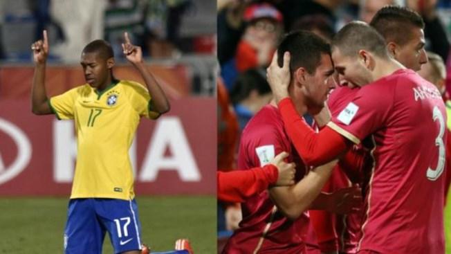Brasil - Serbia, la final del Mundial Sub-20