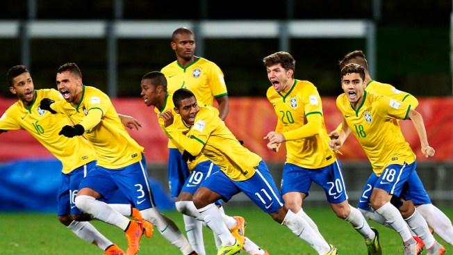 Duelo de potencias entre Brasil y Portugal