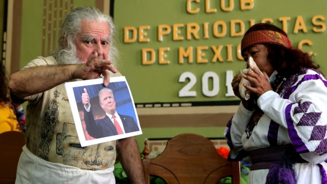 Donald Trump en riesgo: Brujo Mayor