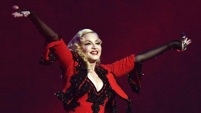 Madonna denuncia auge de ultraderecha europea