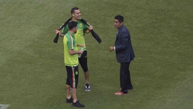 Tricolor trabaja para enfrentar a Portugal y no a Cristiano