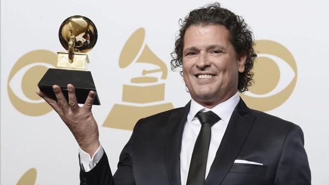 Carlos Vives entre los ganadores del Grammy
