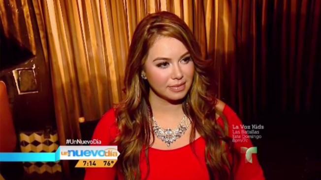 Chiquis Rivera quiere interpretar a su madre