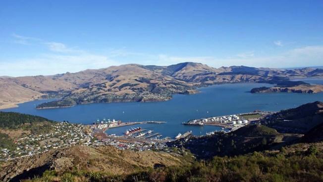No te puedes ir de Christchurch sin subirte a la góndola