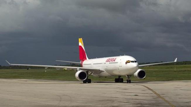Iberia regresa a La Habana