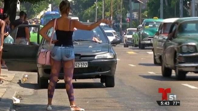 Cuba: renta de taxis privados por internet