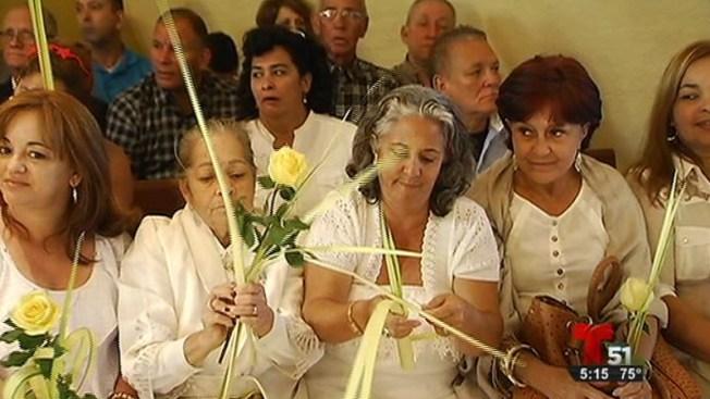 Damas de Blanco reunidas en Miami