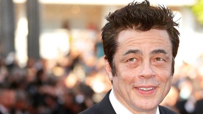 """Benicio del Toro se suma a """"Unidos por Puerto Rico"""""""
