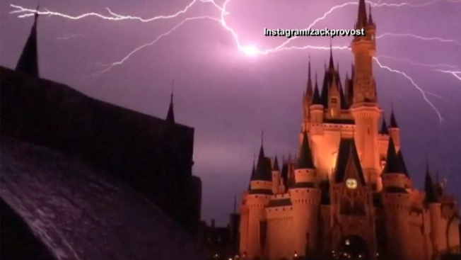 Disney recibe el 4 de julio al natural