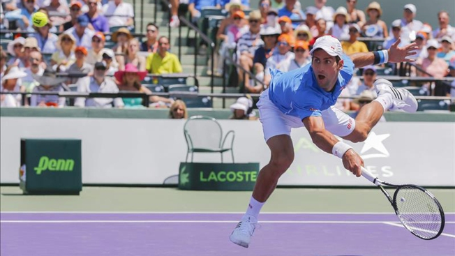 Tenis: Djokovic triunfa ante Murray en Miami