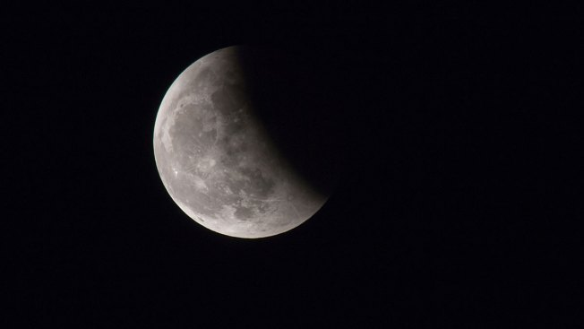 Eclipse lunar total este fin de semana