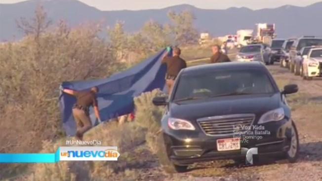 Hallan maleta con cadáver en Utah