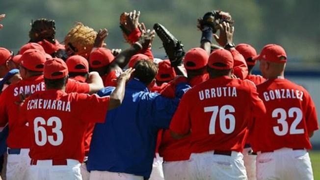 El equipo Cuba jugará contra los Orioles