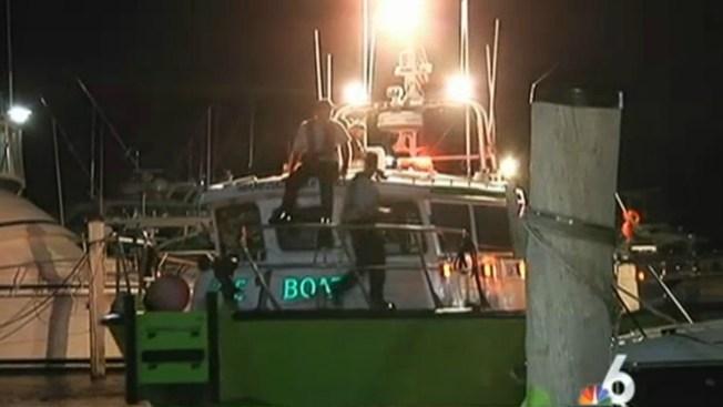 Intensa búsqueda de mujer en Bahía de Biscayne