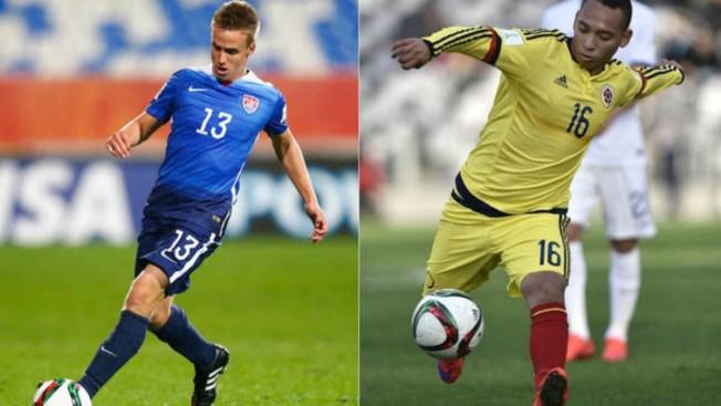 EE.UU y Colombia, por un boleto a Cuartos de Final