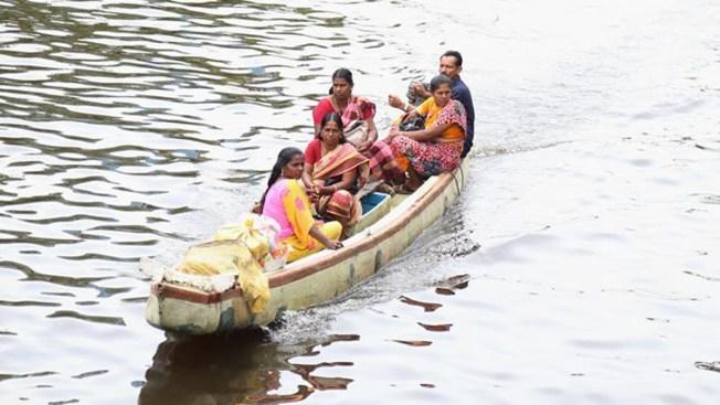 Tragedia en India: inundaciones causan cientos de muertos