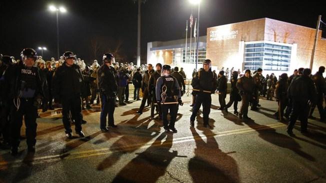 Renuncia administrador de Ferguson
