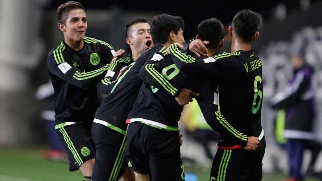 México derrota dramáticamente a los charrúas