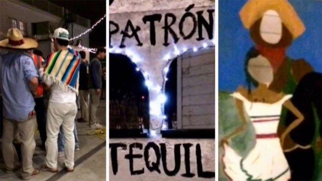 Fiesta sobre la frontera indigna a hispanos