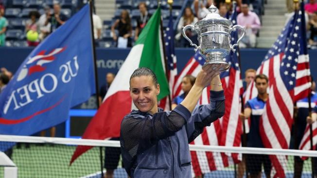 Pennetta: conquista el US Open y dice adiós