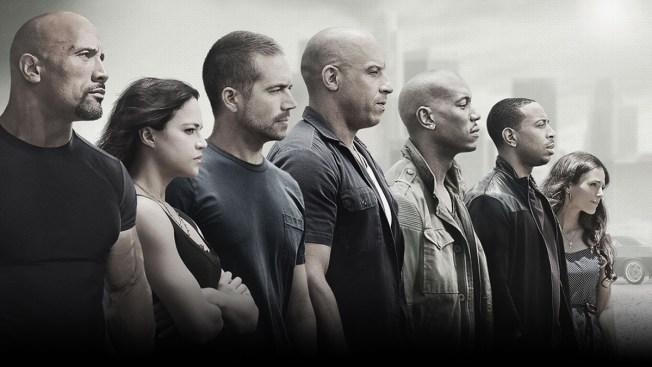 """""""Furious 7"""" revienta la taquilla de EEUU"""