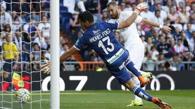 Real Madrid le gana con lo justo a Granada