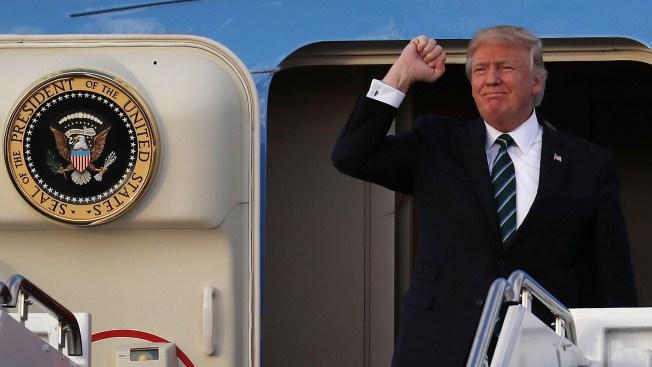 Casa Blanca anuncia destinos para gira asiática de Trump
