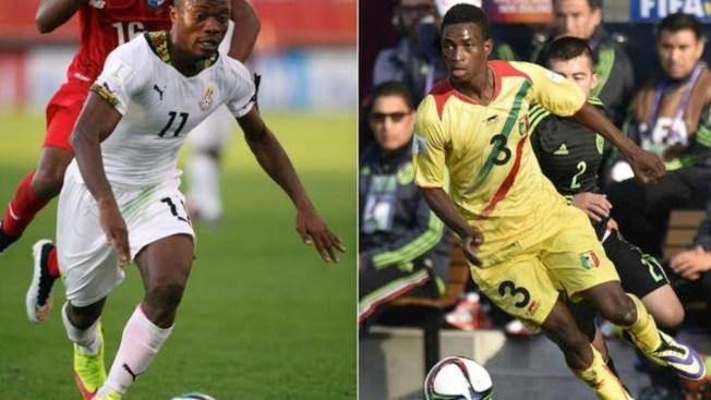 Ghana vs Mali, duelo entre representantes africanos