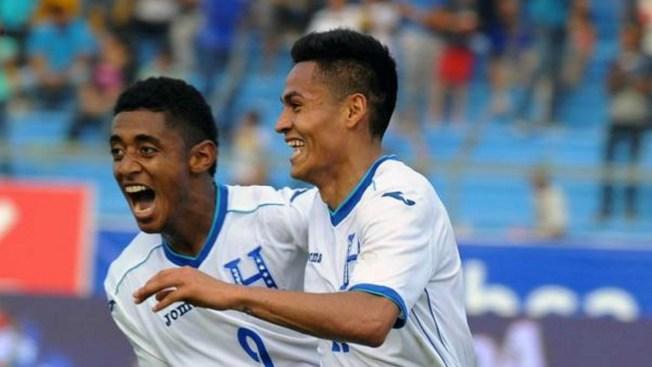 Honduras anuncia convocados para enfrentar a México