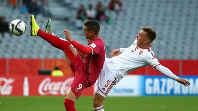 Serbia se impuso a Hungría en tiempos extra