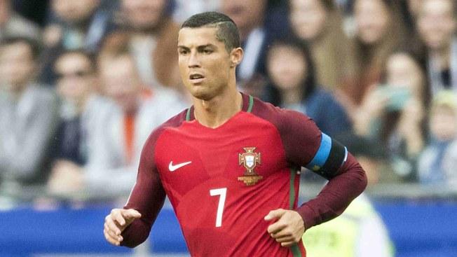Tres partidos, tres MVP — Cristiano Ronaldo