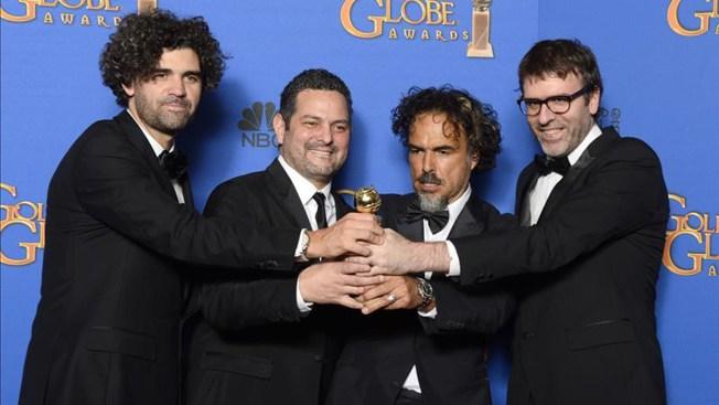 González Iñárritu gana su primer Globo de Oro