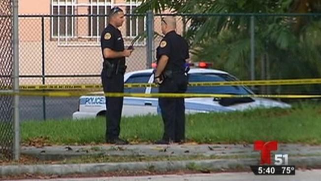Miami: Joven es herida a balazos en un  parque