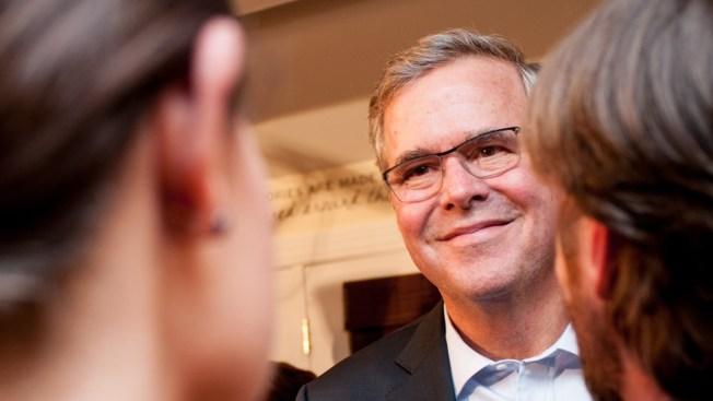 Jeb Bush apela a votantes cristianos