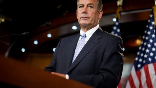 Reeligen a John Boehner presidente de la Cámara