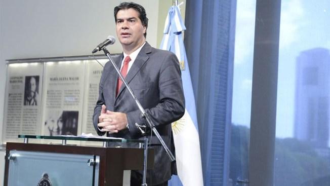 Gobierno argentino: borrador de denuncia es despropósito