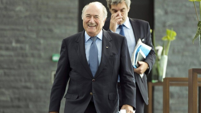 Blatter cancela su asistencia a la final del Mundial Sub-20