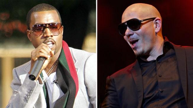 Panamericanos: Pitbull sí, Kanye West no