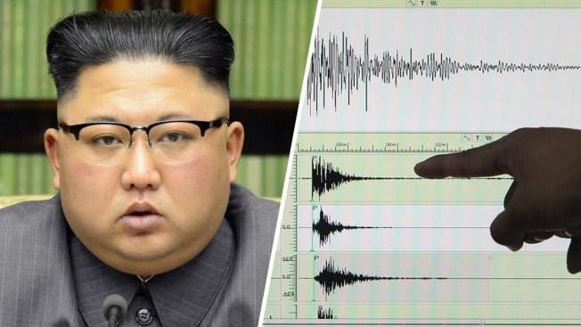 Detectan sismo en Corea del Norte; sospechan de nuevo ensayo nuclear