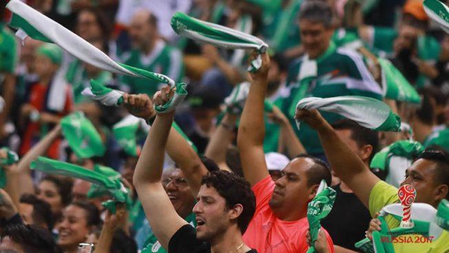 Hoy inicia el esperado torneo — Copa Confederaciones