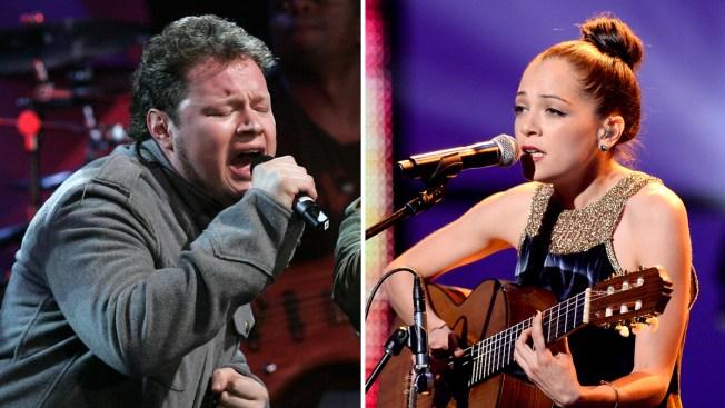 Los nominados a la 16ª entrega del Latin Grammy