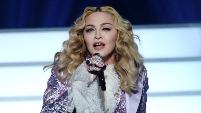 Madonna muestra video de sus gemelas cantando