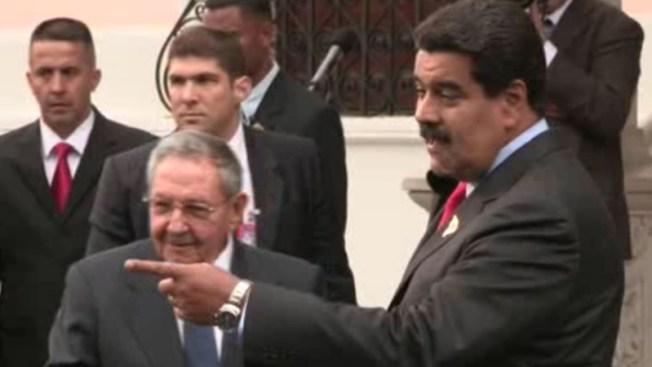 La ALBA le da apoyo unánime a Venezuela