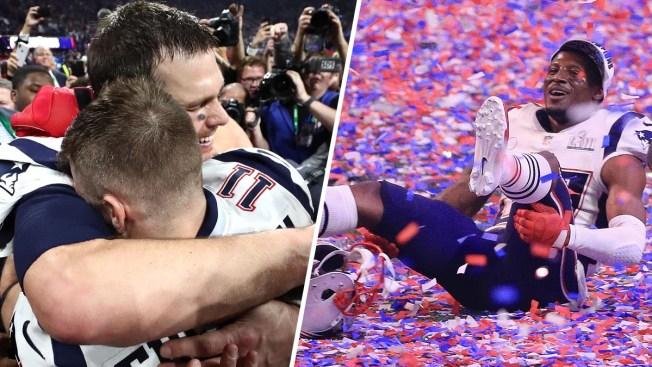 Super Bowl: Tom Brady y los Patriots consolidan su dinastía ante los Rams